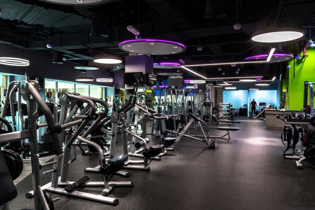 Anytime fitness mall of qatar